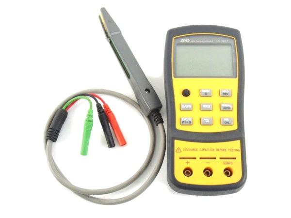 A&D AD-5827 デジタル マルチメーター 電気 計測器