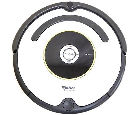 iRobot アイロボット Roomba ルンバ 620 ロボット 掃除機 ロボットクリーナー ホワイト/ブラック