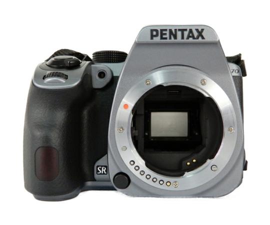 RICOH リコー 一眼レフ PENTAX K-70 ボディ シルキーシルバー デジタル カメラ