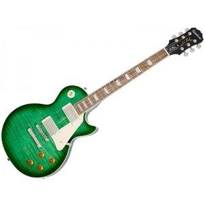 Epiphone エピフォン Les Paul レスポール スタンダード エレキ ギター グリーンバースト PLUS-TOP PRO GB