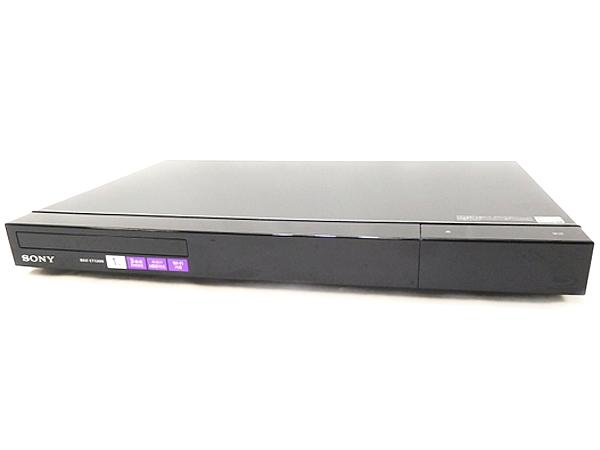 SONY ソニー BDZ-ET1200 BD ブルーレイ レコーダー 1TB ブラック