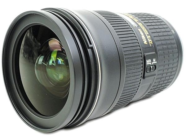Nikon ニコン 交換レンズ AF-S NIKKOR 24-70mm F2.8G ED カメラ 標準ズーム 大口径