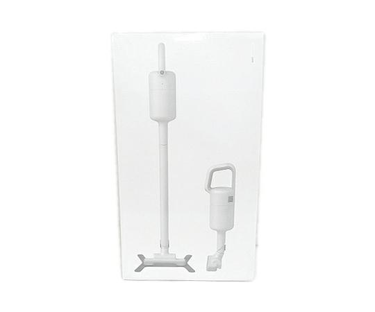 プラスマイナスゼロ XJC-Y010 スティック ハンディ 掃除機 ホワイト