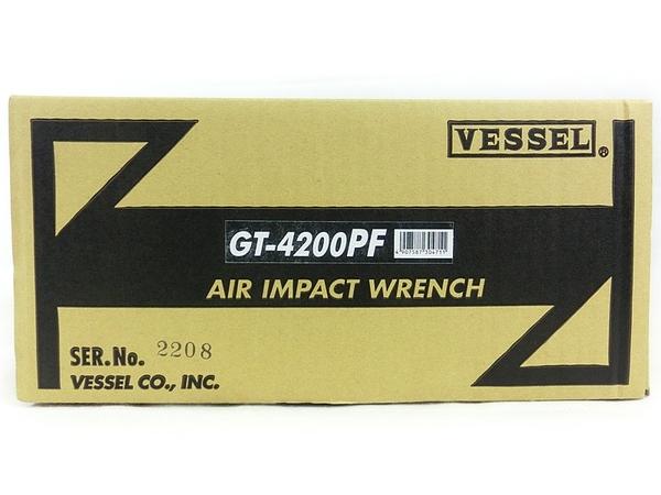 VESSEL ベッセル GT-4200PF 2977273 エアーインパクトレンチ