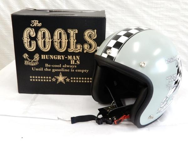72JAM ジャムテックジャパン バイクヘルメット ジェット COOLSコラボモデル COOLS WIND DIALOGER FREEサイズ HMW-07