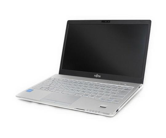 富士通 FMV LIFEBOOK SH55/W FMVS55WWP ノートパソコン Win10 Celeron SSD128GB
