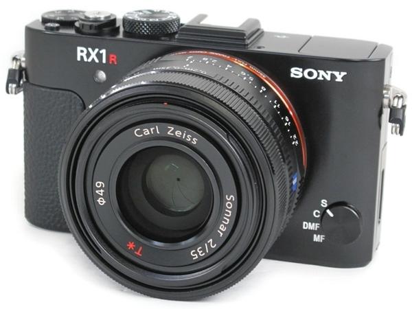 SONY ソニー Cyber-shot DSC-RX1RM2 デジタルカメラ コンデジ ブラック