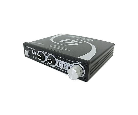 AUDIOTRAK オーディオトラック DR.DAC3 ヘッドフォンアンプ USB/DAC ハイレゾ対応