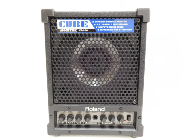 Roland ローランド  CUBE Monitor CM-30 アンプ