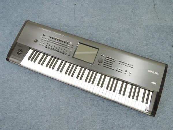 KORG コルグ Kronos -73 シンセサイザー 73鍵盤
