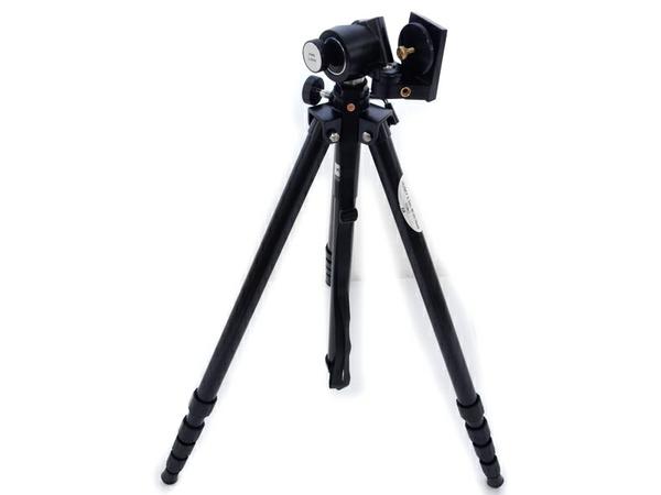 HUSKY ハスキー 5段三脚 3Dヘッド付 カメラ 周辺機器 アクセサリー 趣味 撮影