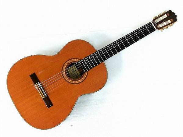 Takamine No.6 1980 クラシックギター ハードケース付