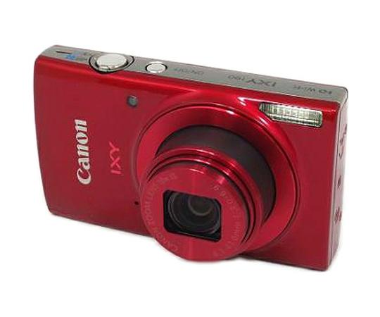 Canon キャノン IXY 190 デジタル カメラ 光学10倍 Wi-Fi対応