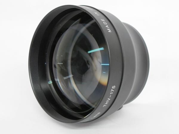 ZUNOW ズノー レンズ THV 175 テレコンバージョンレンズ