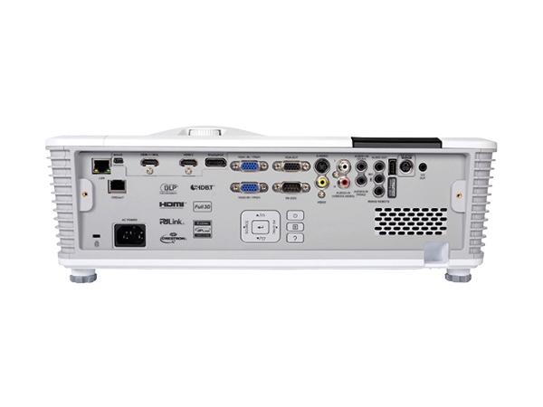 Optoma 業務用 DLP 大型 プロジェクター WU515T 6000ルーメン 16:10 映像機器 家電