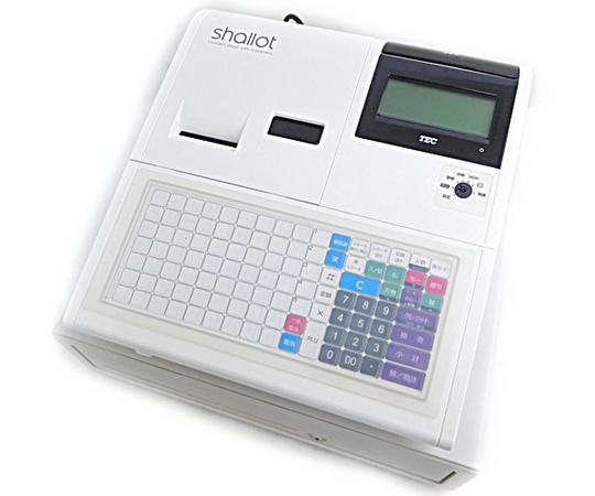東芝テック TEC FS-770 電子レジスター 店舗用品