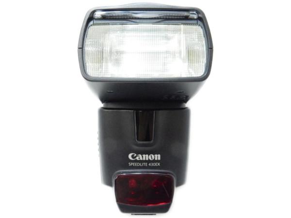 Canon キヤノン スピードライト 430EX ストロボ フラッシュ
