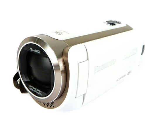 Panasonic パナソニック ビデオカメラ HC-W580M デジタル ハイビジョン カメラ ホワイト