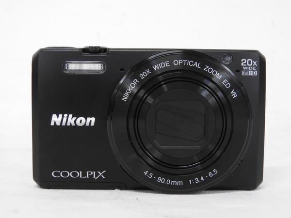 Nikon COOLPIX S7000 ブラック デジカメ コンデジ