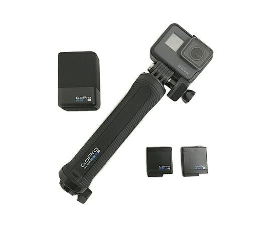 GoPro HERO5 Black 初心者セット ブラックエディション マイクロSD対応 4K ウェアラブルカメラ ゴープロ