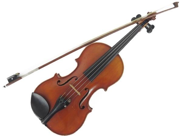 鈴木バイオリン製造 SUZUKI No.540 1974年 4/4 ヴァイオリン バイオリン 弦楽器 楽器