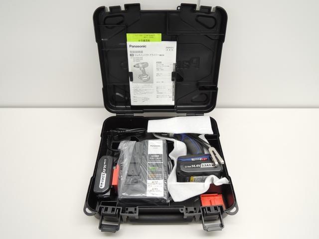 Panasonic パナソニック EZ7542LR2S-A インパクトドライバー 充電式 ブルー