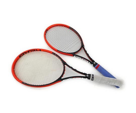 HEAD グラフィン プレステージ ミッドプラス Graphene PRESTIGE MP 硬式テニスラケット 2本セット