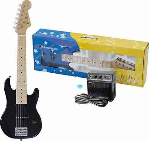 ミニエレキギター 子供用ギター アンプ付き エレキギター 入門セット フォトジェニック