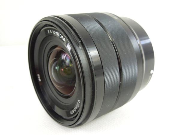 SONY ソニー レンズ E 10-18 mm F4 OSS SEL1018 カメラ 超広角