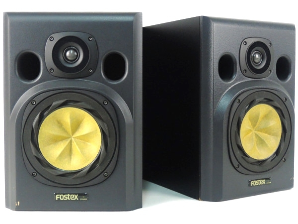 FOSTEX NF-1A パワード モニター スピーカー ペア 音響
