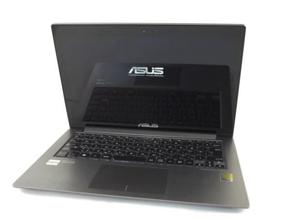 ASUS VivoBook U38N 4GB 500GB win8 Radeon HD 7620G ノートパソコン ブラック