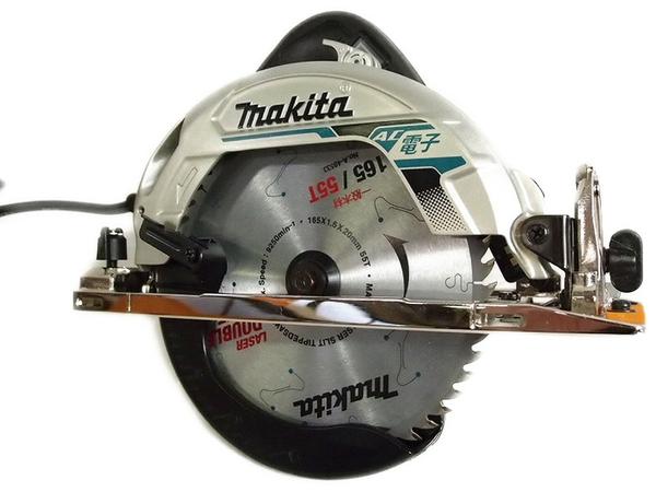 makita マキタ HS6302B マルノコ 165mm 16年製 電動 工具 丸のこ
