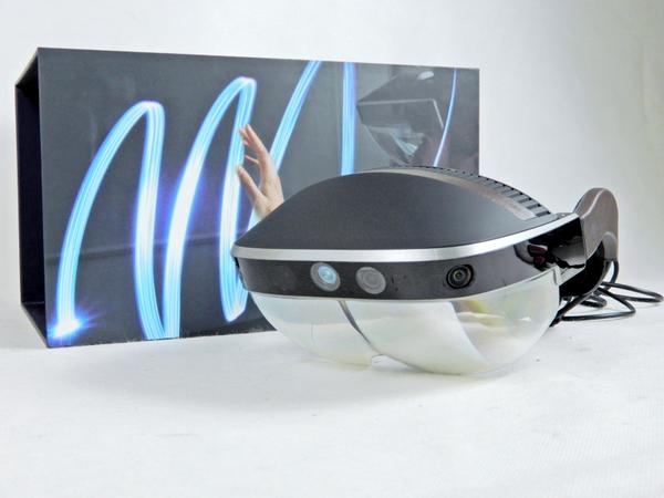 Meta 2 AR ヘッドマウントディスプレイ VR 開発者向け