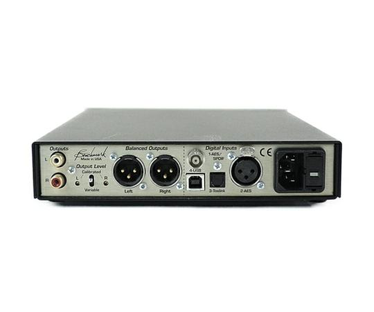 Benchmark ベンチマーク DAC1 USB SILVER DAコンバーター