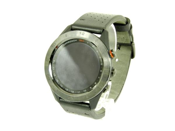 ガーミン Approach S60 Premium 腕時計型 GPS ゴルフナビ