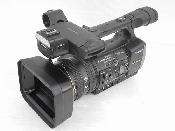 SONY ソニー カムコーダー HXR-NX3 ビデオカメラ 業務用 3CMOSセンサー