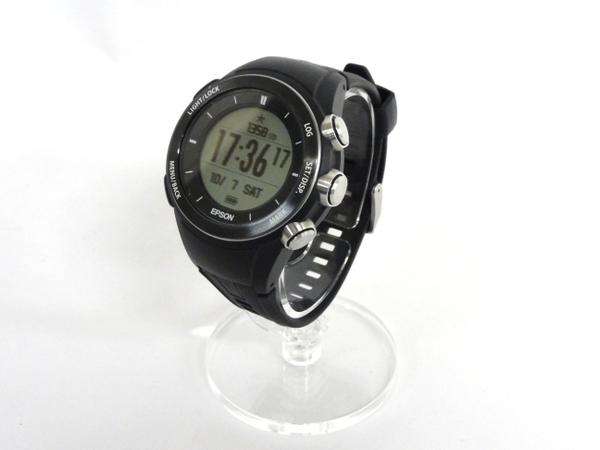EPSON エプソン Wristable GPS for Trek MZ-500B GPSトレッキングギア 腕時計