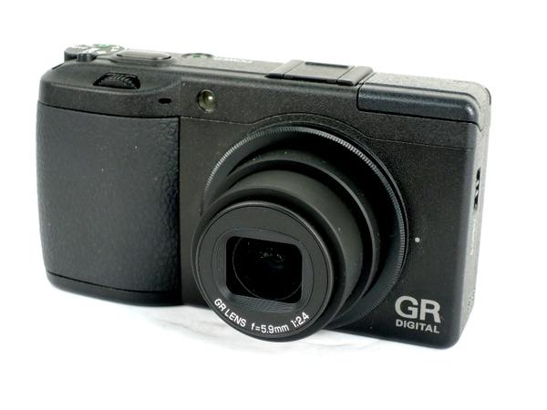 リコーイメージング RICOH GR DIGITAL II デジタルカメラ