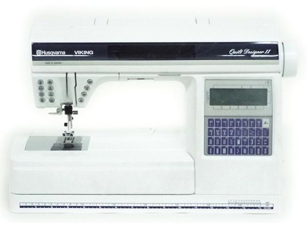 ハスクバーナ HUSQVARNA VIKIG Quilt DESIGNER II ミシン 刺繍 Mega Hoop 412625502付