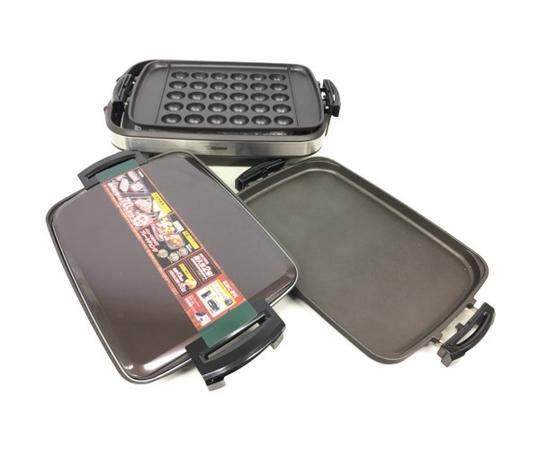 ZOJIRUSHI 象印 やきやき EA-GV35-TD ホットプレート 調理家電
