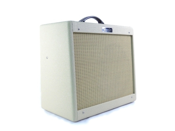 Fender フェンダー Blues junior III ギターアンプ ホワイトトーレックス