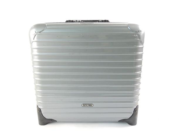 RIMOWA 85640 サルサ 2S 23L グレー 小型 バッグ スーツケース キャリーバッグ