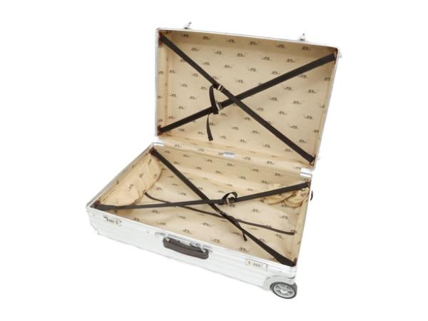 RIMOWA リモワ スーツケース 82L 4〜7泊 クラシックフライト 976.70 シルバー 2輪 ダイヤルロック