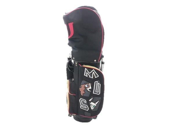 MU SPORTS 703R3100 スタンドキャディバック ゴルフ アイテム アクセサリー