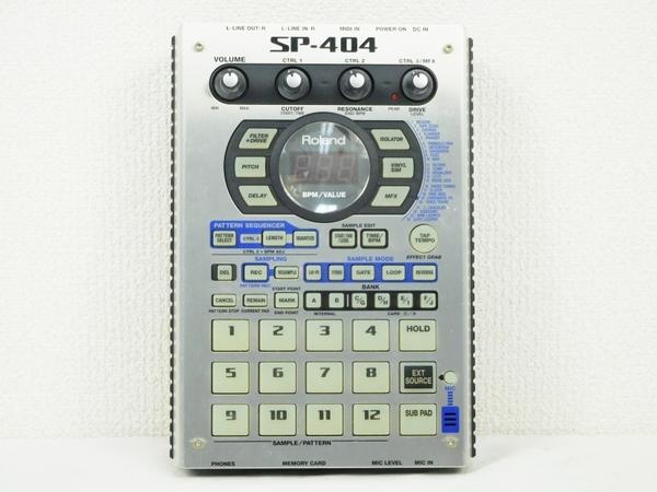 Roland ローランド SP-404 サンプラー コンパクト