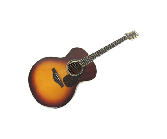YAMAHA ヤマハ LJ6 ARE BS  アコースティックギター ブラウンサンバースト