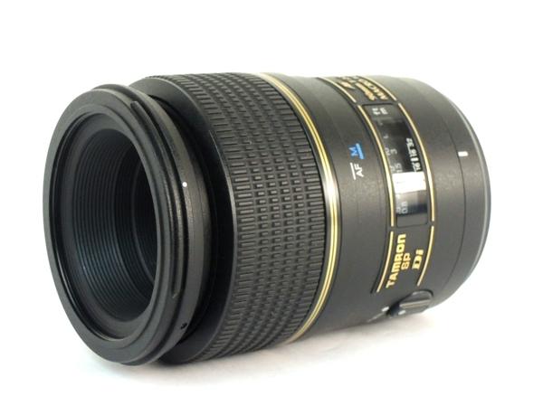 TAMRON タムロン SP 90mm F 2.8 Di MACRO 1:1 VC USD ニコン用 Model F004 NIKON カメラレンズ 単焦点 マクロ