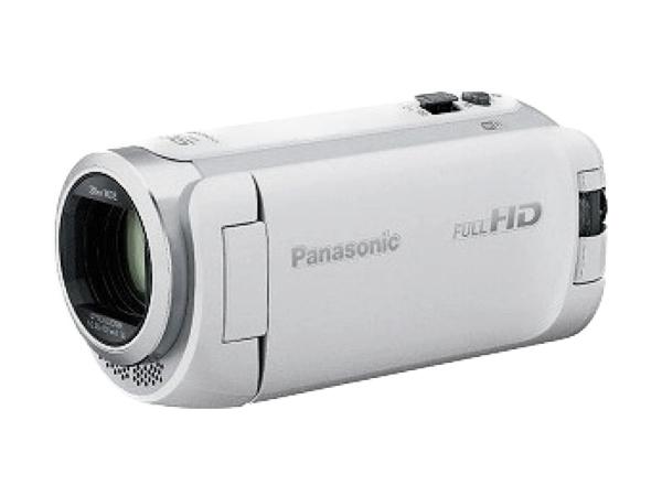 Panasonic パナソニック ビデオカメラ HC-W590M ホワイト ワイプ撮り 内蔵64GB フルハイビジョン
