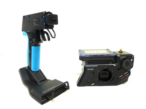 近藤科学 KO PROPO EX-1 FHSS Ver3 KR-413FH ラジコン プロポ ブルースペシャル 限定品