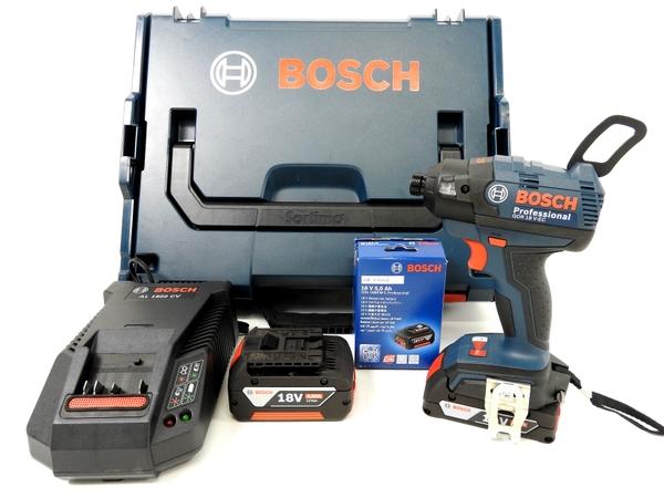BOSCH インパクトドライバー GDR18V-EC 18V充電
